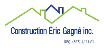 Construction Éric Gagné inc.